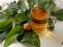 Листья грецкого ореха соберите в мае. Обязательно в мае, и тогда сможете приготовить отличное лекарство от воспалений
