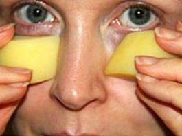 Маска для кожи вокруг глаз: супер молодость, эластичность!