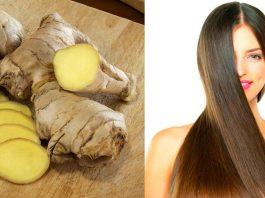 Так быстро мои волосы ещё не росли: корень имбиря ускорил рост и сделал их сильными! 2 супер рецепта!