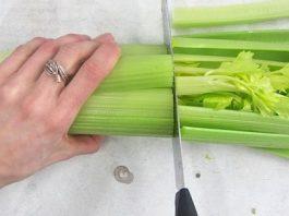 10 веских причин, почему вы должны съедать по вечерам сельдерей!
