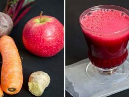 Смешайте свеклу, морковь и яблоки: стакан сока, который разрушает все болезни