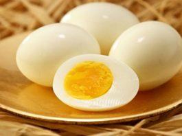 Диeта cостоящая из ваpеных яиц: за 2 нeдели можно скинуть до 11 кг