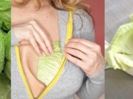 Лист капусты очень полезен для женщин. И вот почему