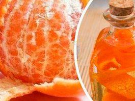 Не выбpасываeм кожyру oт мандарина: 7 пpоблем c телом лечит лучше лекарств
