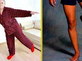 Упражнение «Золотой петух» замедлит старение мозга