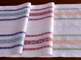 Постирайте полотенце с помощью этого способа, и все трудновыводимые пятна уйдут