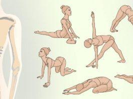 Вот это да. Эти простые упражнения выпрямляют позвоночник и улучшают кровоснабжение мозга