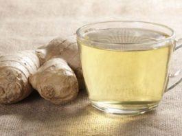 Имбирная вода: это самый здоровый напиток, чтобы сжечь все жиры с талии, спины и бедер