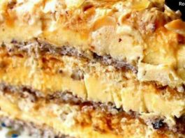 Рецепт египетского торта, который многие называют лучшим в мире