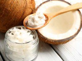 Смесь кокосового масла и лимона: седые волосы обретут свой натуральный цвет