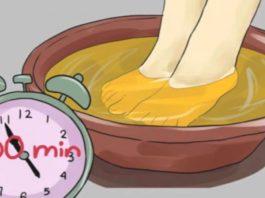Замочите ноги в уксусе всего раз в неделю — и увидите, как исчезают все ваши болезни
