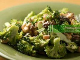 Что вкусненького можно приготовить из брокколи. Рецепты для здоровья и похудения