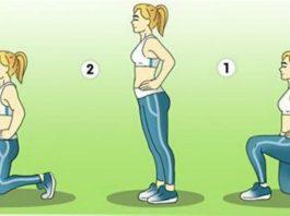 Этот план домашних упражнений поможет вам сжечь жир всего за 10 недель без тренажеров