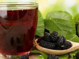 Чай приготовленный из листьев шелковицы имеет в 22 раза больше кальция, чем коровье молоко