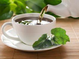Вкусный чай из листьев шелковицы имеет в 22 раза больше кальция, чем коровье молоко