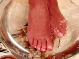 Секретная японская техника: окуните ноги в эту смесь и очистите весь организм