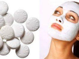 Аспириновая маска для лица, которая будет творить чудеса на вашем лице