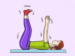 Капиллярная гимнастика: 2 упражнения, которые сохранят здоровье на долгие годы