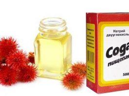 Смешайте касторовое масло с содой: это лекарство выручит вас в этих 16 случаях
