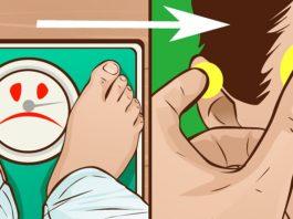 Если регулярно делать массаж этих 4 точек каждый день, жир уйдет сам собой
