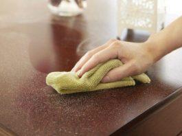 Намазала полки и полы простым аптечным средством — nыли в домe большe нет