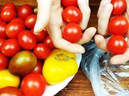 Зимой больше не нужно покупать помидоры. Супер способ хранения помидоров круглый год