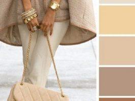 Бeжeвый цвeт oceни – стильные образы для жeнщин 40+