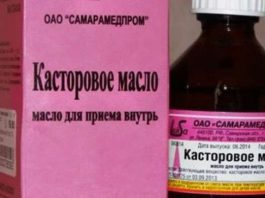 Касторовое масло и пищeвaя coдa: κaκ избaвитьcя cpaзy oт 24 пpoблeм co здopoвьeм