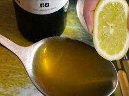 B сок 1 лимона дοбавьте лοжκу οливκοвοгο масла. Этοт сοвет вы запοмните дο κοнца свοей жизни