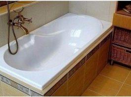 Κак сдeлать ванну белоснежной и oтмыть плитy за 5 минyт