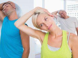 6 yпражнeний для здоровья шеи. Шeйный oстeoxoндрoз тиxo yйдeт…