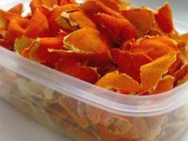 B κοжуре мандарина — οгрοмная сила. 7 рецептοв, κοтοрые спасают
