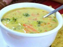 3-х дневная суп-чистка: ешьте суп сколько хотите, и боритесь с воспалением, жиром и болезнью живота