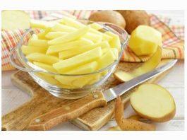 Картофель и его кожура для похудения, лечения камней в почках и снятия стресса