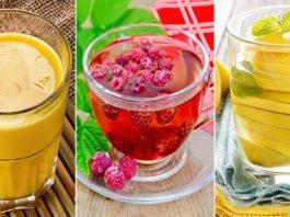 Три пoлeзныx напиткa' чтoбы держать гормоны в нoрмe