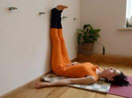 Обязательно поднимайте ноги вверх хотя бы 20 минут в день