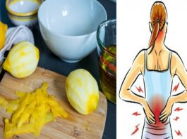 Цедра лимона может избавить вас от боли в суставах навсегда