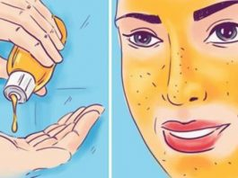 Капни 5 капель на руку и протри лицо, чтобы стереть морщины и пятна за 15 дней