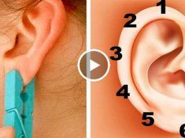 Китайский прием: волшебные точки вашего уха излечат от 100 болезней