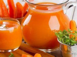 Она пила морковный сок каждое утро в течение 8 месяцев, а потом случилось немыслимое