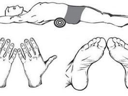 Этот легкий трюк избавит от боли в спине, улучшит осанку и уменьшит живот
