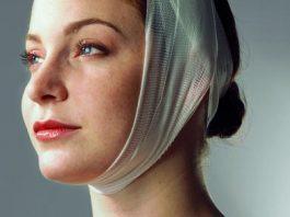 Французская повязка красоты — подтягивает овал лица без операций