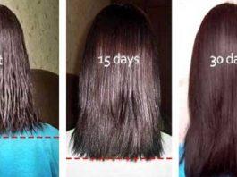 Ее волосы растут очень быстро с этим ингредиентом, проверьте ее секретную формулу