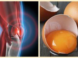 Как использовать 2 яйца для полного исчезновения боли в колени и «ремонта» суставов