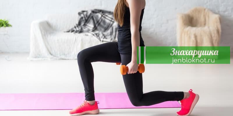 Каждой женщине после 35 нужно ежедневно выполнять эти 5 упражнений.