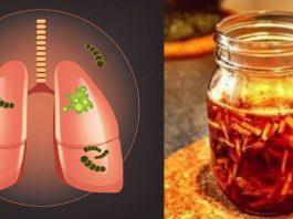 Очистить легкие от токсинов и слизи: мощный рецепт из 5 ингредиентов
