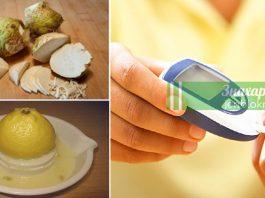 Регулярное употребление этой смеси поможет нормализовать уровень  глюкозыв крови