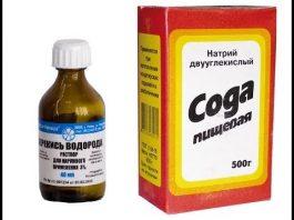 Метод Неумывакина лечения содой и перекисью водорода