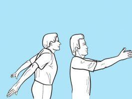 Упражнение, которое нормализует давление и работу головного мозга