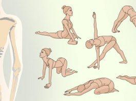 Эти простые упражнения выпрямляют позвоночник и улучшают кровоснабжение мозга